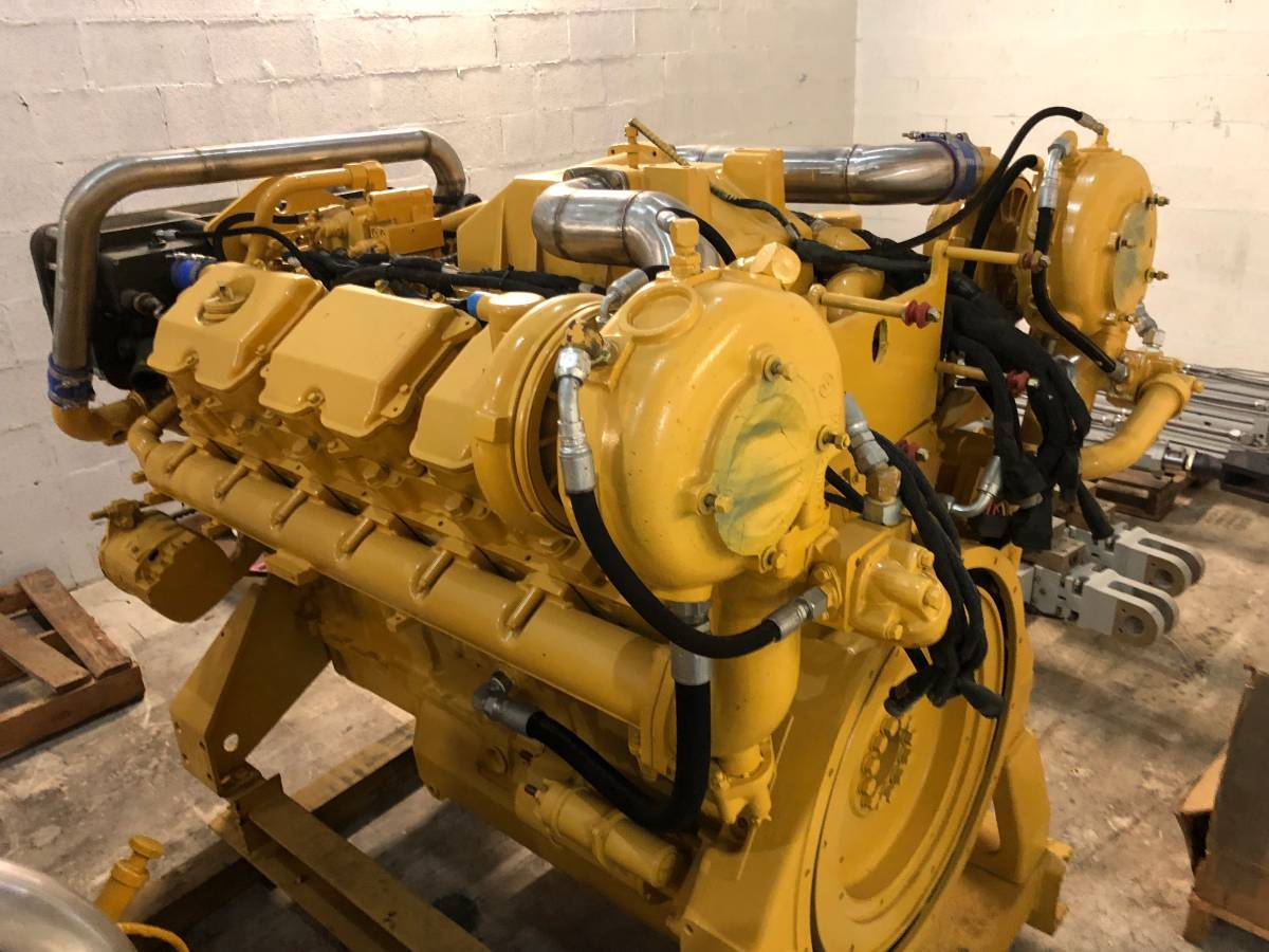 Marine Engines - Spirit Marine Equipment